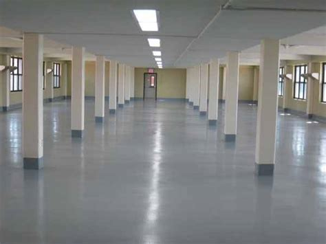 epoxy floor coating a perfect solution for high durability flooring