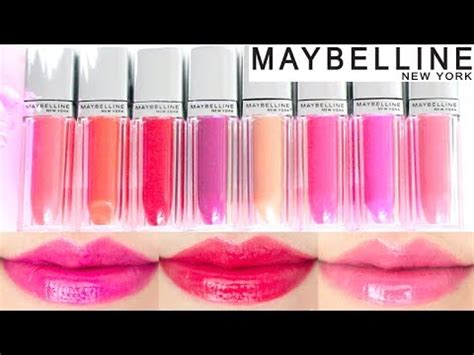 maybelline color elixir swatches maybelline color elixir swatches on 8 shades updated