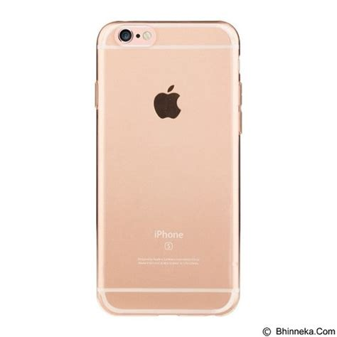 Hp Apple Iphone 6 Gold jual baseus for apple iphone 6 6s pink gold murah bhinneka