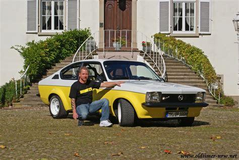 Auto Rally Nrw by Fahrzeugvorstellung Dirks 79 Er Opel Kadett C Coupe 2 0