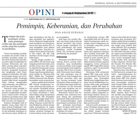 Membuat Artikel Opini | opini academic indonesia