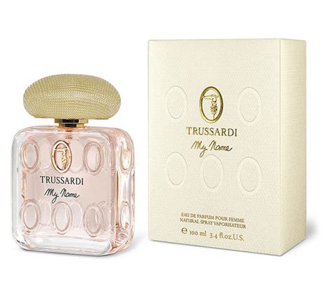 My With Parfum my name trussardi perfume a fragrance for 2013