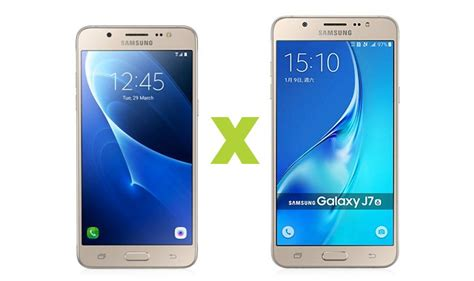 Samsung J5 J5 2016 J7 J7 2016 galaxy j5 2016 vs galaxy j7 2016 veja as diferen 231 as entre