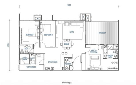 wellesley floor plans review for wellesley residences butterworth propsocial