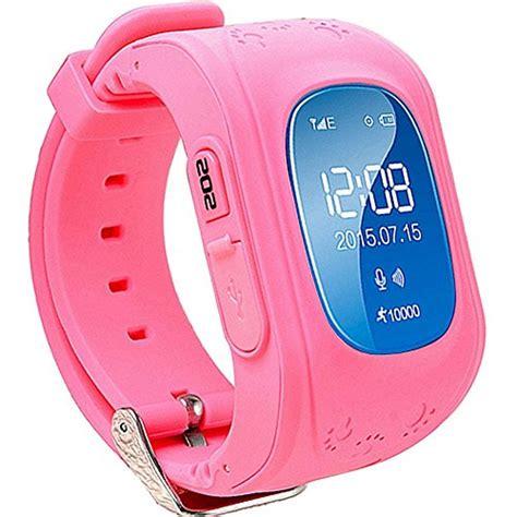 New Smartwatch Q50 Gps Tracker Jam Tangan Gps Anak Edi011 vigica q50 children smart gps tracker wrist
