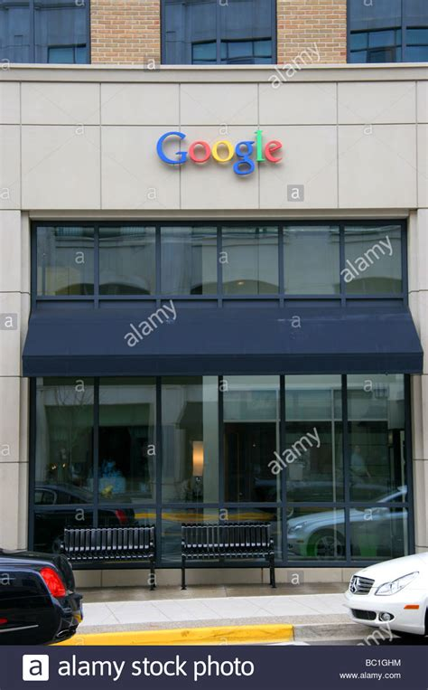 google offices in usa google offices birmingham michigan usa stock photo