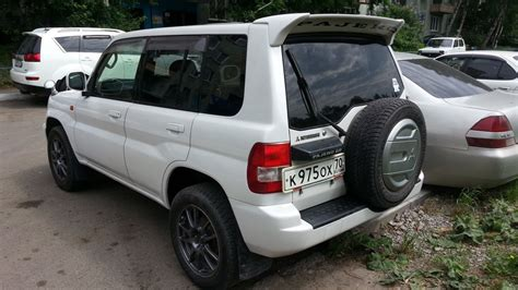 mitsubishi gdi turbo mitsubishi pajero io turbo gdi powered drive2