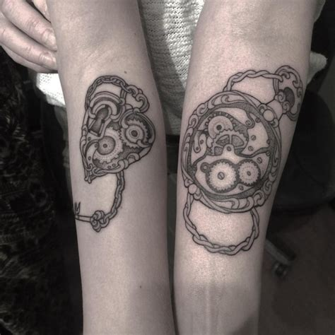 90 sweet matching mother daughter tattoo designs