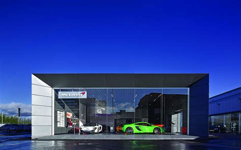 mclaren dealership buying a car or used carwitter