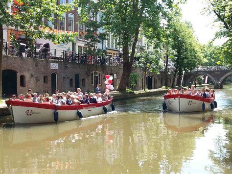 bootje varen utrecht 2 personen bruidsvaart in utrecht varen in utrecht nl