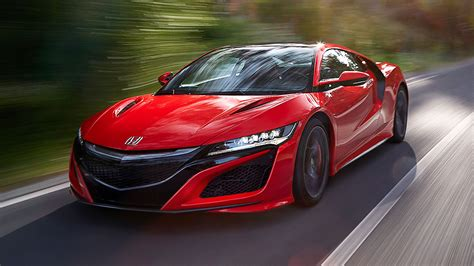 cars honda 2016 2016 honda nsx review the s most high tech sports