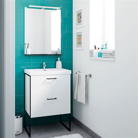mueble para lavabo muebles de lavabo leroy merlin