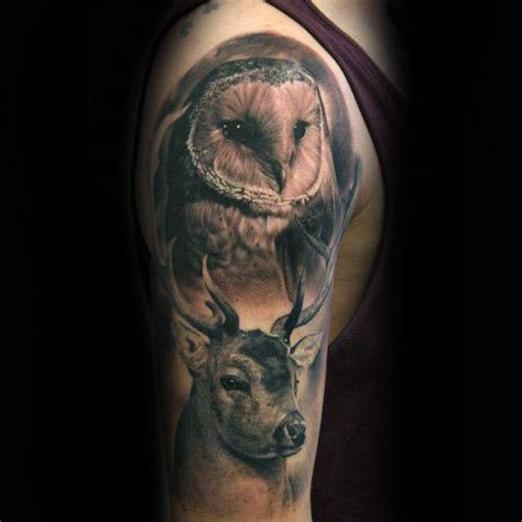 tattoo barn owl 63 great barn owl tattoo ideas about owl golfian com