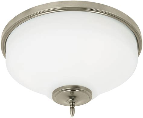 Seagull 75180en 965 Montreal Antique Brushed Nickel Led Light Fixtures Montreal