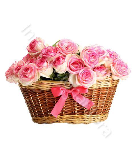 consegna di fiori a domicilio consegna fiori a domicilio cesto di rosa