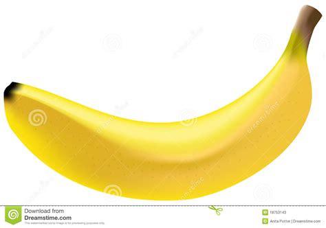 Hair Dryer On Banana photo realistic banana stock photos image 18753143