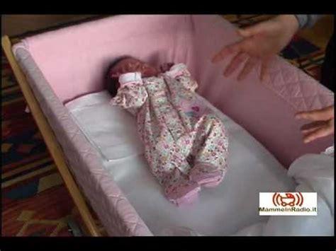 culla fino a quanti mesi come preparare il lettino beb 232 mamma e bambino