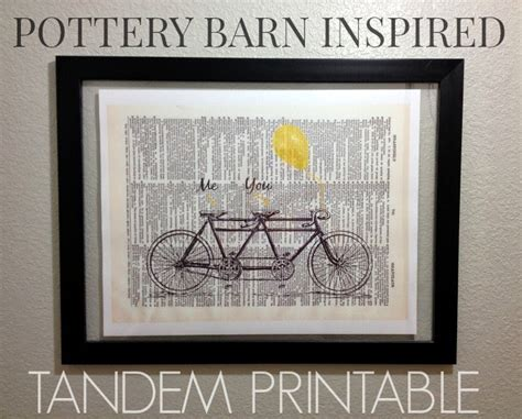 pottery barn inspiration pottery barn inspired tandem art inspiration for moms