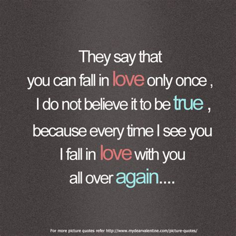 libro every time i find falling in love quotes weneedfun