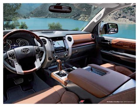2015 Toyota Tundra Brochure Vehicle Details 2015 Toyota Tundra Brochure Vehicle Details