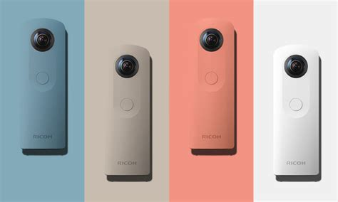 Ricoh Theta Sc by Ricoh Theta Sc 360 Is Small And Easy To Use
