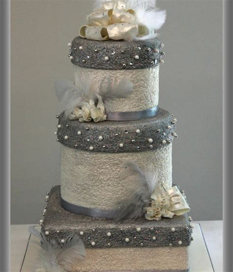 Wedding Cake Gift Boxes by Top Gift Box Cakes Cakecentral