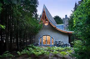 Storybook Home Design by Mountain Architects Hendricks Architecture Idaho