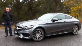 2016 mercedes c300 coupe review road test carsguide