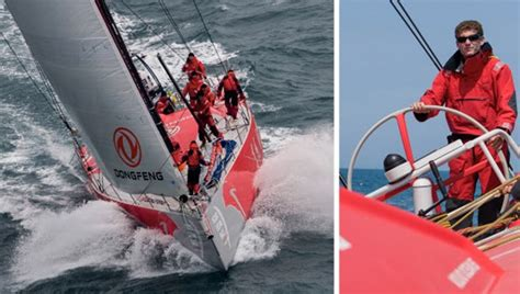 volvo ocean race chinese team selects french skipper scuttlebutt sailing news