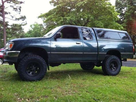 Toyota T100 Lifted T100 Tire Clearance Ih8mud Forum