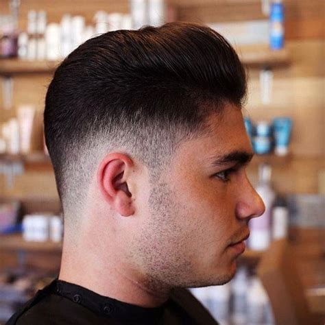 Taper Hairstyles by 45 Taper Fade Cuts For