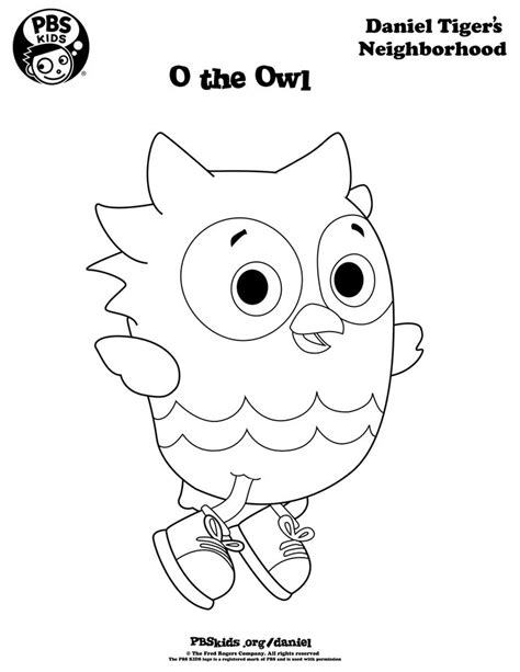 coloring pages daniel tiger the world s catalog of ideas