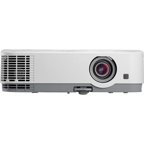 Lcd Projector Nec Ve282xg nec np me301w 3000 lumen wxga lcd projector np me301w b h photo