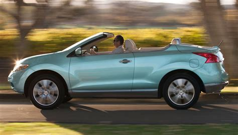 Convertible Nissan Suv by Nissan Murano Crosscabriolet Convertible Suv Robb Report