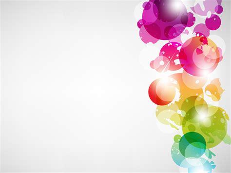 Multicolour Vector Ppt Backgrounds Veci Pinterest Colorful Powerpoint Background