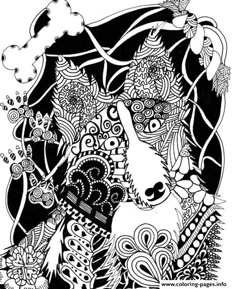 wolf mandala coloring pages wolf mandala coloring pages printable