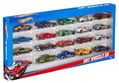 HOT WHEELS® 20 Gift Pack  Shop Hot Wheels Cars, Trucks