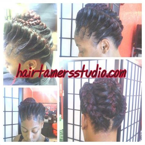 goddess braids pin up styles 17 best images about hair styles on pinterest under