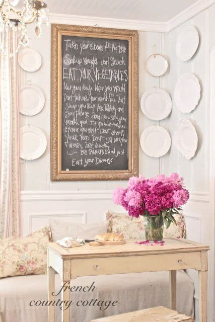 dining room plate wall home decor love pinterest vintage plates chalk board plate wall