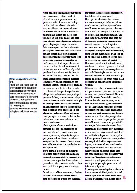 magazine layout columns magazine columns and their layout options magazine designing