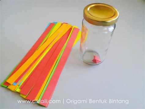 cara buat tato bintang cara membuat origami berbentuk bintang ciklaili com