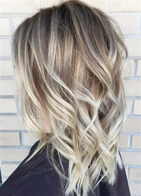 balayage hair colors for 2018 best hair color ideas trends in 2017 2018 foilyage balayage hair color ideas for 2018 womens