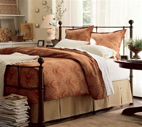 pottery barn king bed buy standard king pottery barn mendocino iron bed for