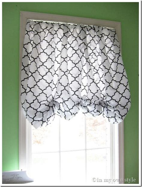 how to make curtains shorter without cutting window treatment window treatments pinterest