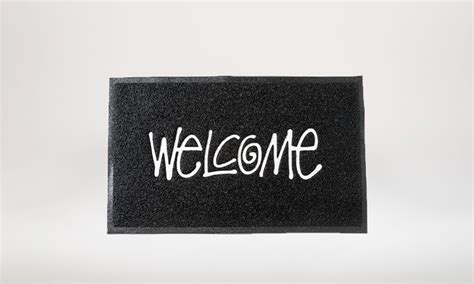 Stussy Welcome Mat by St 252 Ssy Pvc Welcome Mat Sneakerb0b Releases