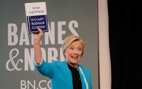this is what happened books clinton tries to explain what happened the nation