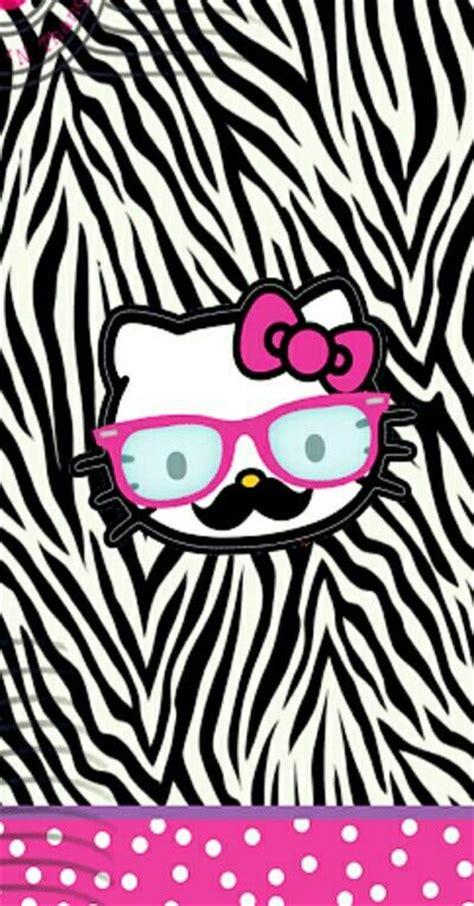 hello kitty zebra wallpaper 28 best pink and purple zebra print images on pinterest