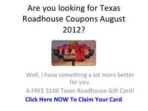 roadhouse coupons august 2012