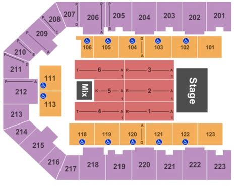 map kentucky expo center eastern kentucky expo center tickets seating charts and