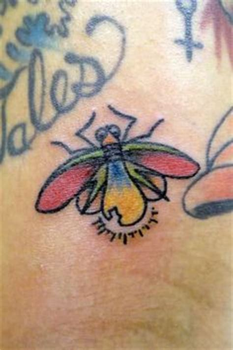 lightning bug tattoo lightning bug
